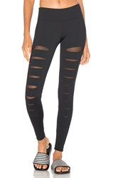 Solow Incise Legging Black