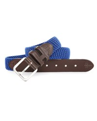 Hackett Royal Blue Elastic Parachute Belt