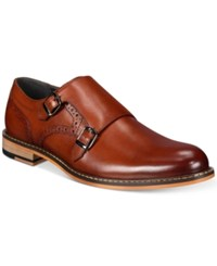 Bar Iii Men's Jesse Monk Strap Oxfords Created For Macy's Men's Shoes Tan