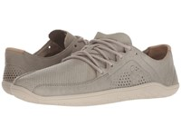 Vivobarefoot Primus Lux Light Grey Shoes Gray