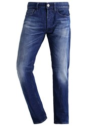 Replay Newbill Straight Leg Jeans Blue Blue Denim