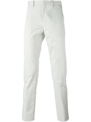 Neil Barrett Slim Chinos Grey