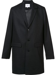 Wesc 'Rock Men' Coat Black
