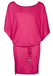 Buffalo Summer Dress Pink