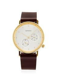 Komono Walther Crafted Watch