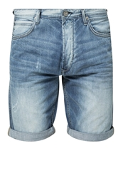 Tom Tailor Denim Denim Shorts Light Stone Wash Denim Light Blue