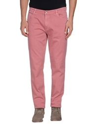 Fred Perry Casual Pants Pastel Pink
