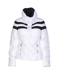 Who S Who Down Jackets White