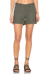 Leo And Sage Tailored Short Army