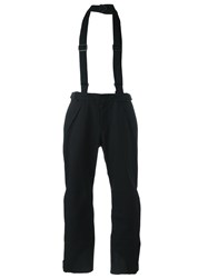 Moncler Grenoble Regular Fit Ski Trousers Black