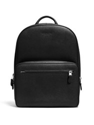 Coach Hudson Backpack Fog Black
