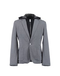 Desigual Suits And Jackets Blazers Men Dark Blue