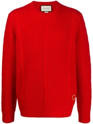 Gucci Cable Knit Jumper 60