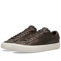 Nikelab Blazer Studio Low Qs Brown