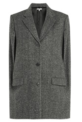 Michael Kors Wool Cape Grey