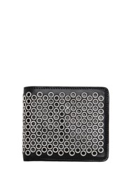 Maison Martin Margiela Eyelets Leather Classic Wallet