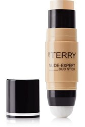 By Terry Nude Expert Foundation Duo Stick Rosy Beige 4 Neutral