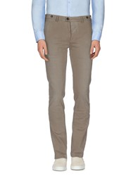 Jfour Trousers Casual Trousers Men Khaki