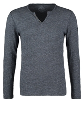 Harris Wilson Orlando Long Sleeved Top Ardoise Dark Gray