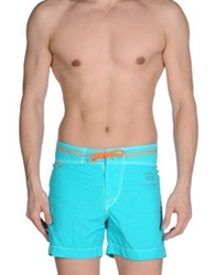 Tortuga Swimming Trunks Turquoise