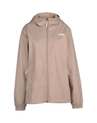 The North Face Coats And Jackets Jackets Women Beige