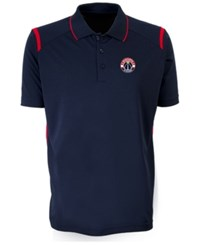 Antigua Washington Wizards Merit Polo Shirt Navy