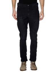 Dandg D And G Casual Pants Steel Grey