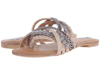 Not Rated Tempest Taupe Women's Slide Shoes