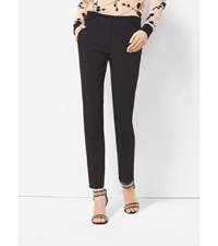 Samantha Stretch Wool Gabardine Pants