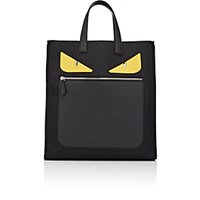 Fendi Men's Buggies Tote Black Blue Black Blue