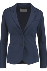 Tart Collections Tess Modal And Cotton Blend Blazer Blue