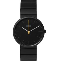 Braun Bn0171 Matte Ceramic Watch Black