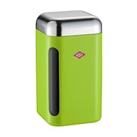 Wesco Square Canister 1.65L Lime Green