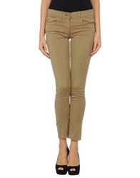 Shine Casual Pants Khaki