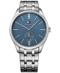 Tommy Hilfiger Men's Sport Luxury Stainless Steel Bracelet Watch 44Mm 1791171