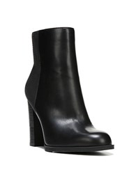 Sam Edelman Rollins Round Toe Ankle Boots Black