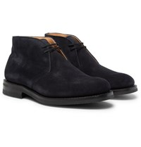 Church's Ryder Suede Chukka Boots Navy