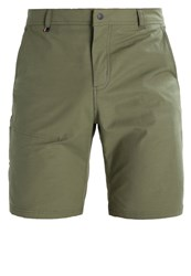 Odlo Cheakamus Sports Shorts Four Leaf Clover Oliv