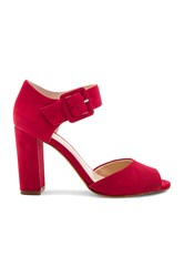 Vince Camuto Shelbine Heel Red