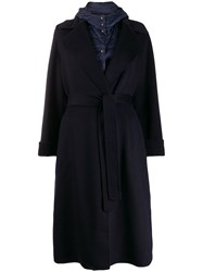 Peserico Reversible Feather Down Coat 60