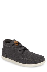 Reef Men's Spiniker Mid Top Sneaker