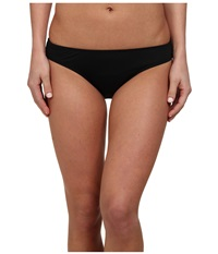 Carve Designs St. Barth Bottom Black 1 Women's Swimwear