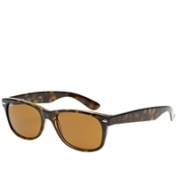 Ray Ban Ray Ban New Wayfarer Sunglasses Light Havana