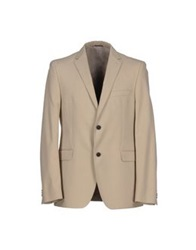 Boss Black Blazers Beige