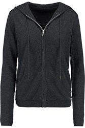 Banjo And Matilda Cashmere Hooded Top Gray