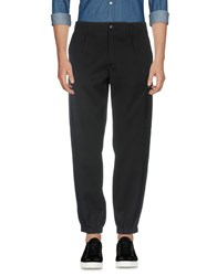 Christian Dior Homme Casual Pants Black