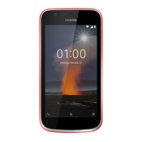 Nokia 1 Smartphone Android 4.5 4G Lte Sim Free 8Gb Red