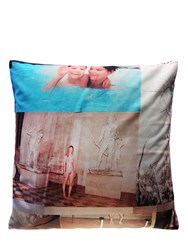 Henzel Studio Woo Printed Pillow