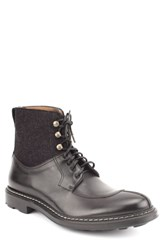 Gordon Rush Leif Felt Shaft Boot Black