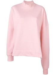 Marni Savena Sweatshirt Pink Purple